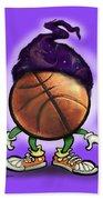 Basketball Wizard Hand Towel