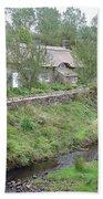 Baslow Cottages Bath Towel
