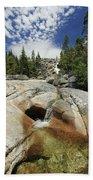 Bassi Falls...nature Nurtures Bath Towel