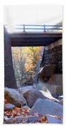 Bastion Falls Bridge 5 Bath Towel