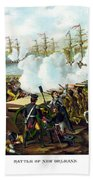 Battle Of New Orleans Hand Towel