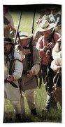 Battle Of San Jacinto Bath Towel