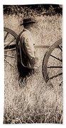 Battle Ready - Gettysburg Bath Towel