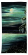 Bayou By Moonlight Bath Towel