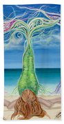 Beach Bliss Buddies Hand Towel