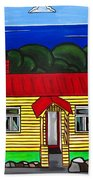 Beach Cottage Bath Towel