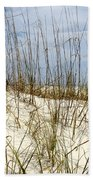 Beach Dunes Bath Towel