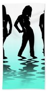 Beach Girls Bath Towel