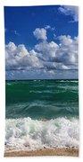 Beach Paradise Bath Towel