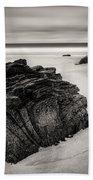 Beach Rocks Hand Towel
