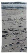 Beach, Self-named Bath Towel