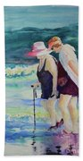 Beach Strollers II Bath Towel