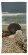 Beach Treasures 1 Bath Towel