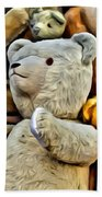 Bears For Sale Bath Towel