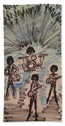 Beatles Bath Towel