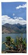 Beautiful Lake Atitlan Bath Towel
