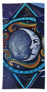 Beautiful Nightmare Bath Towel