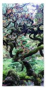 Beautiful Japanese Garden,butchart Gardens,victoria,canada 2. Bath Towel