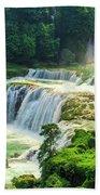 Beautiful Waterfall Crystal Waters Bath Towel