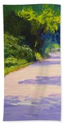 Beckoning Trail Bath Towel
