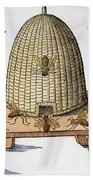 Beehive, 1658 Bath Towel