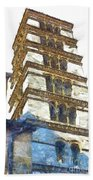Bell Tower Hand Towel