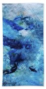 Beneath The Waves Hand Towel