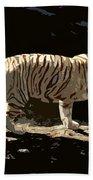 Bengal Tiger Bath Towel