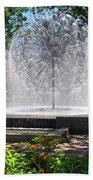 Berger Fountain2 Bath Towel