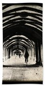 Berlin Arches Hand Towel by Andrew Paranavitana