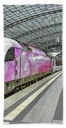 Berlin Electric Pink  Hand Towel