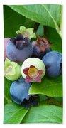 Berries Beautiful Hand Towel