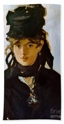 Berthe Morisot (1841-1895) Hand Towel