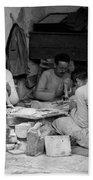 Bethlehem Mother Of Pearl Workers 1934 Bath Towel