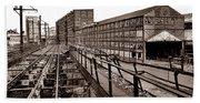 Bethlehem Steel Number Two Machine Shop Hand Towel