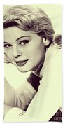 Betsy Palmer, Vintage Actress Bath Towel