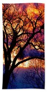 Beyond The Cottonwoods Bath Towel