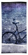 Bicycle Bath Towel