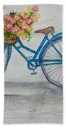 Bicycle I Bath Towel