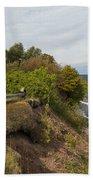 Big Bay Point Lighthouse 2 Bath Towel