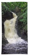 Big Burn Waterfall Bath Towel