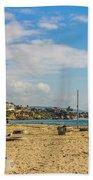 Big Corona Beach Bath Towel