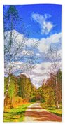 Big Sky Bath Towel