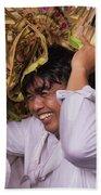 Big Smile From Bali Bath Towel