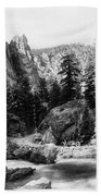 Big Thompson Canyon Bath Towel