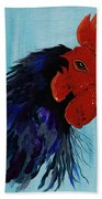 Billy Boy The Rooster Bath Towel