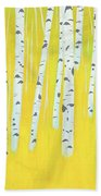 Birch Woods Bath Towel