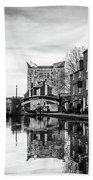 Birmingham Canal Bath Towel