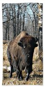 Bison Bath Towel