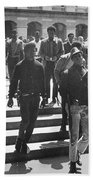 Black Panthers, 1967 Hand Towel